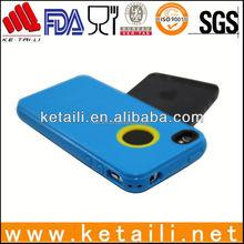 Soft TPU handphone case for iphone 5 made in shenzhen