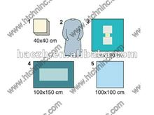 2012 hot-selling disposable surgical instrument kits