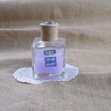 200ml fresh square aroma diffuser glass bottle