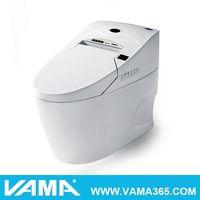 China Wholesale Modern 3L/6L Ceramic P-Trap Compositing Toilet