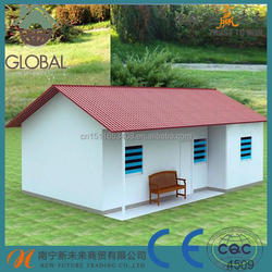 prefabricated house for office