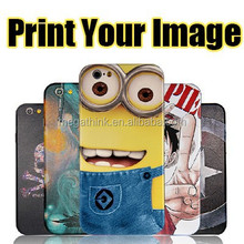 Low MOQ Custom Print Case Cover For Apple iPhone 6 iphone 6 Plus Despicable Me Minions -Shenzhen Factory