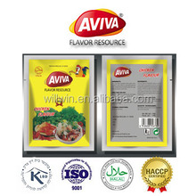 Halal Seasoning Powder - Chicken Flavor Ingredients Bouillon Powder[AVIVA POWDER]