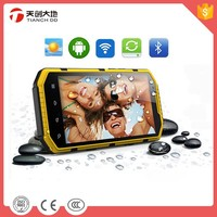3-Proof IP67 And 4500mAh Li-ion Battery Android Handheld PDA