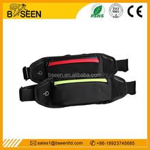 Bseen 2015 Newest led belt bag led running bag cell phone wallet bag for iphone6