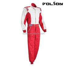 children racing suit volson Advanced light weight Nomex FIA Car Racing Suit RSN-300 wholesale OEM kart wear