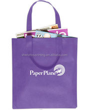New design fashion shopping non woven bag/pp non woven bag/environmental Non-Woven folding bag