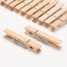 birch wood pegs