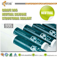acetic silicone adhesive spraying