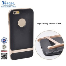 Veaqee 2015 new products hard case TPU plastic cover for iphone 6 plus