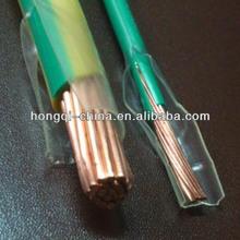 PVC Insulation Nylon Sheath 8 Gauge Copper Wire