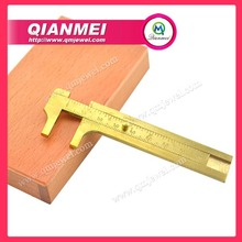 Brass Gauge 0 - 80 mm herramienta sonda de medición para los joyeros máquina de taller de calibre calibre herramientas