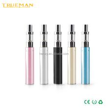 TRUEMAN new mini E Star automatic 350mah 510 slim e-cigarette ego vaporizer pen for women