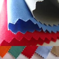 Hot sales CVC Fire Resistant Fabric Mill / fire retardant oil waterproof textiles