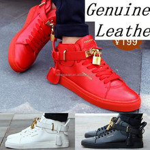 Hot sales! 2015 Spring Fashion Sneakers G brand Z Men Shoes High Top Metal sequins Men Sneakers Casual sport shoes for women