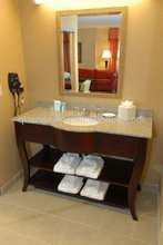 Hotel Bathroom Vanity,Sink Vanity Base,Bathroom Cabinets with G603 Granite Vanity Tops