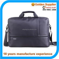 leather 20 inch laptop trolley bag for men