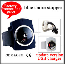 Manufacturer directly selling snore stopper infrared bracelet anti snoring snore stopper with CE&rosh