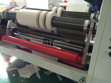 roll to roll analytical filter paper slitter rewinder