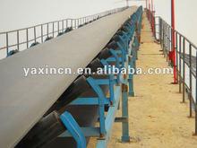 coal hopper curve belt conveyors