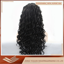 2015 Fashion style jet black deep wave kinky twist braided lace wig,sexy synthetic wigs for women,synthetic lace front wig