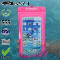 Eco-friendly hot sale pvc waterproof case for iphone5
