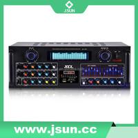 Hot sale power amplifier mixing karaoke with bluetooth