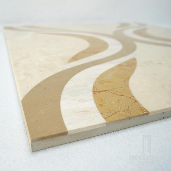 MPHH11G66 Moreroom Stone Waterjet Artistic Inset Marble Panel -7.jpg