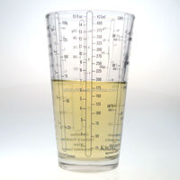 2014 hot sale 480 ml drinking glass cup factory drinking cup measurement