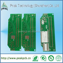 laptop double sided pcb, note book 2l pcb circuit board