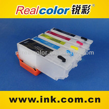Stable quality T2601/T2611-T2614 refillable ink cartridge for xp 710 with ARC chip