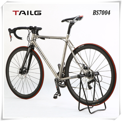 China Dongguan tailg light BMX bike with titanium alloy 11 speed bicycle for adults BS7004