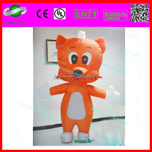 Newest design inflatable cartoon characters