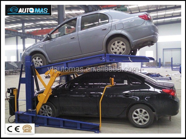 New Style Cheap Home Parking Garage Lift Tilited Car