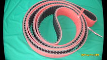 T10 Joint rubber timing Belt +red rubber