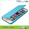 OEM durable fancy flip leather case for iphone cover for iphone 6