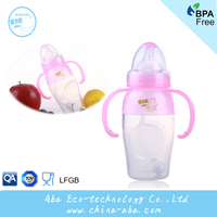 LFGB Certification silicone baby bottle nipple