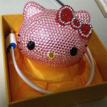 China Factory Cute External Battery 6000mah Hello Kitty Power Bank