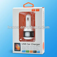 Wholesale alibaba new products 5v 2.1a usb car charger 2 port for cell phone