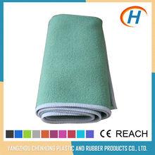 100% microfiber yoga towel wholesale, high quality microfiber yoga towel, quick dry towel