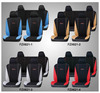Black&Multiple Car Seat Cover of Toyota fortuner accessories
