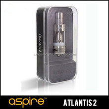 Nuevo Atlantis llegada! Aspire Atlantis v2 con Sub Ohm 0.3 Ohm desgin