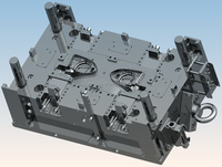 Plastic Mould,Precision Electronics Plastic Injection Mould