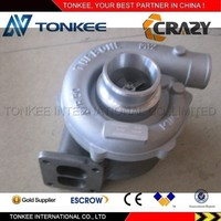 china supplier 6D16 engine turbo charger 6D16 engine turbo for excavator turbocharger