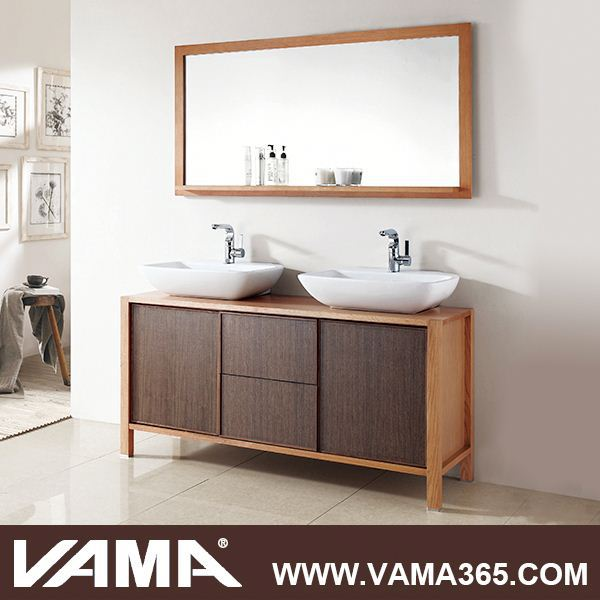Vama 4 Feet Factory Supplier Morden Double Sink Bathroom Vanity Buy Morden
