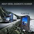MAN, MACK, VOLVO, UD, HINO, ISUZU, IVECO, DAF, INTERNATIONAL, Cilindrofotografica, FCAR F3-D aparato de escaneo de camión