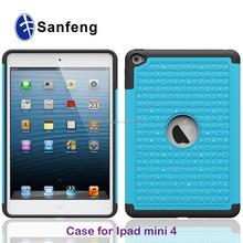 Free sample silicon cover for Ipad mini 4 hot sale