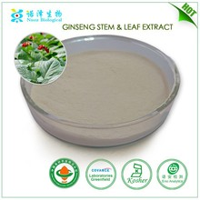 Hot selling ginseng stem and leaf ginsenosides powder, diabetes cures herb extract