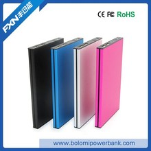 Portable Battery Charger, 20000mah Big Capacity Power Bank, Aluminium Alloy Case Mobile Power Pack