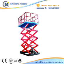 double scissor car lift scissor lift platform for wheelchair